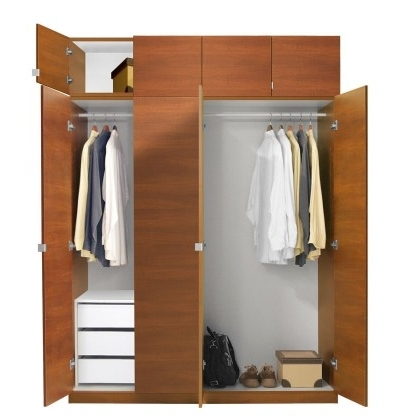 Featured Photo of Tall Wardrobes