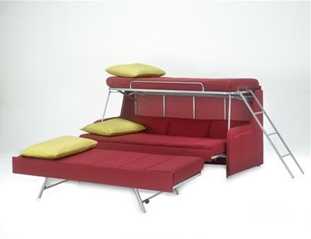 Recent Transforming Sofa Bunk Bed (View 6 of 10)