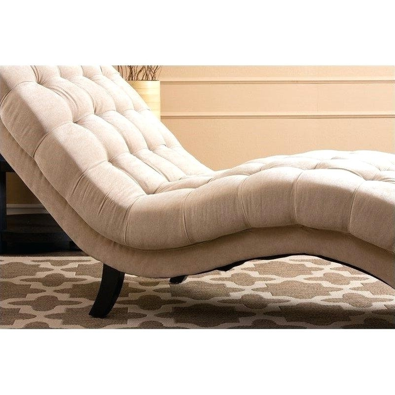 Featured Photo of Upholstered Chaise Lounges