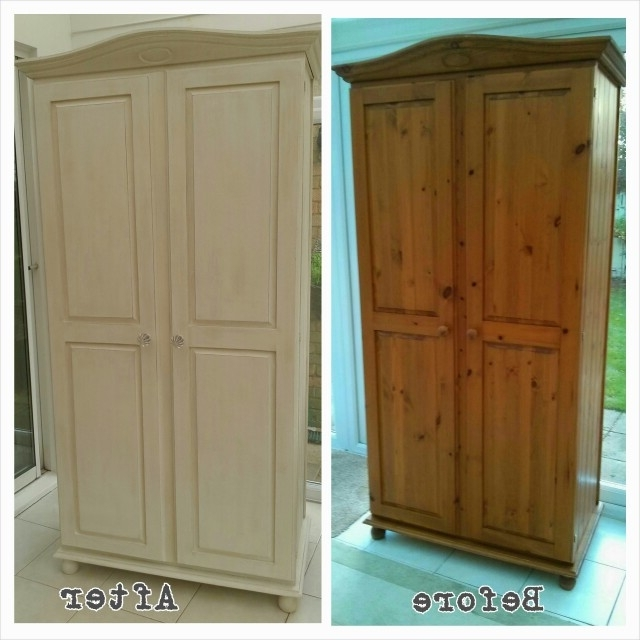 Recent White And Pine Wardrobes For Rejenerate (View 10 of 15)