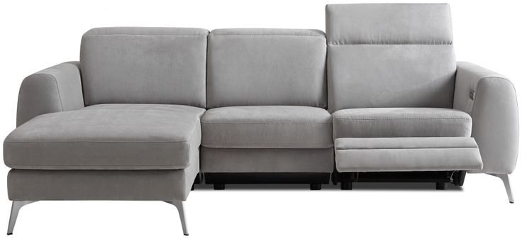 Recliner Sofas Inside Most Recent Contemporary Reclining Sofa Make A Photo Gallery Modern Reclining (View 6 of 10)
