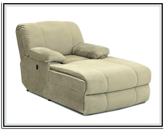 Reclining Chaise Lounge Sofa – Stjames Intended For Most Recently Released Reclining Chaise Lounges (View 8 of 15)