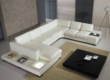 Reclining Sofa With Fashionable Regina Sectional Sofas (View 6 of 10)