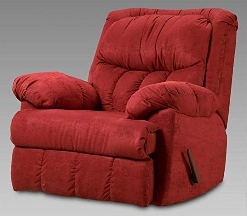 Red Chaises Regarding Well Known Red Chaises – Red Chaise Lounge Sofas (View 12 of 15)