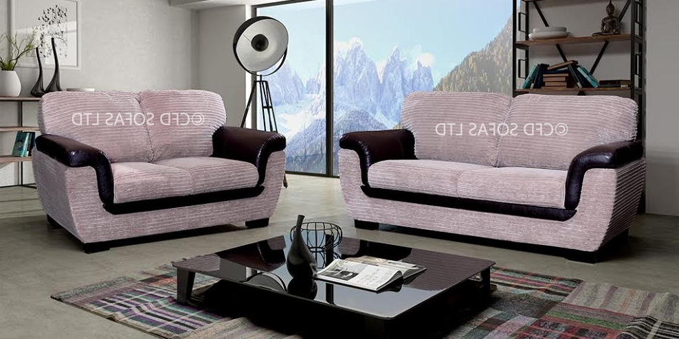 Richmond Sofas In Most Recent Richmond Sofa 3 + 2 – Cfd Sofas Ltd (View 6 of 10)