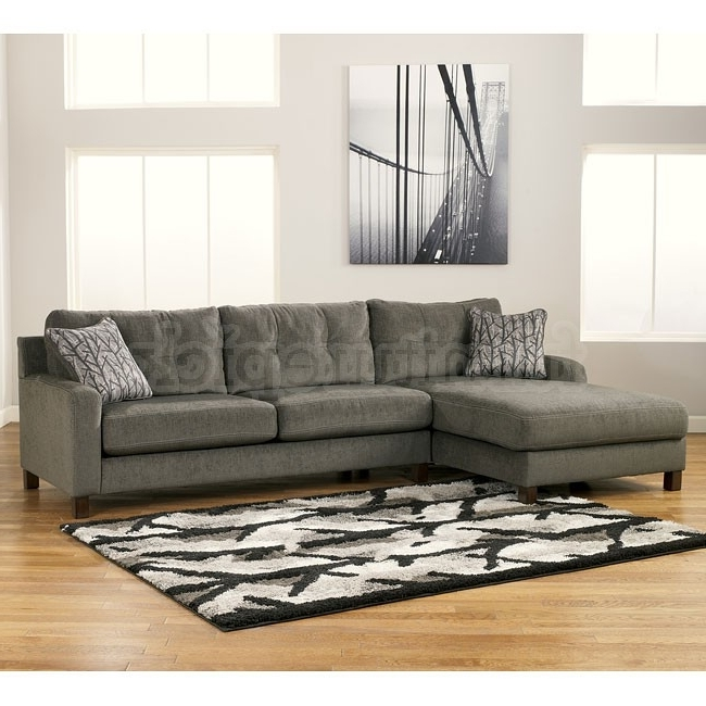 Right Facing Chaise Sectionals For Current Sectional Sofa Design: Goodlooking Ashley Sectional Sofa With (View 9 of 15)