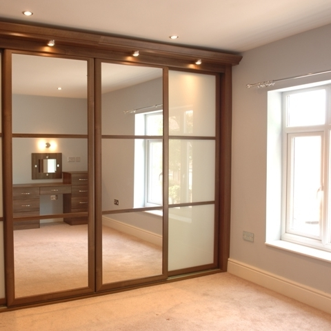 Rio Luxury Fitted Wardrobes With Doors (View 11 of 15)