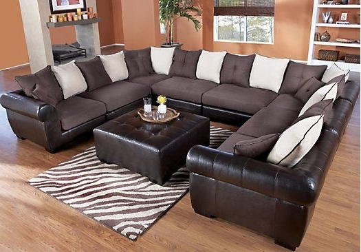 Rooms To Go Sectional Sofas Within Famous Shop For A Beckett 9 Pc Sectional Livingroom At Rooms To Go (View 9 of 10)