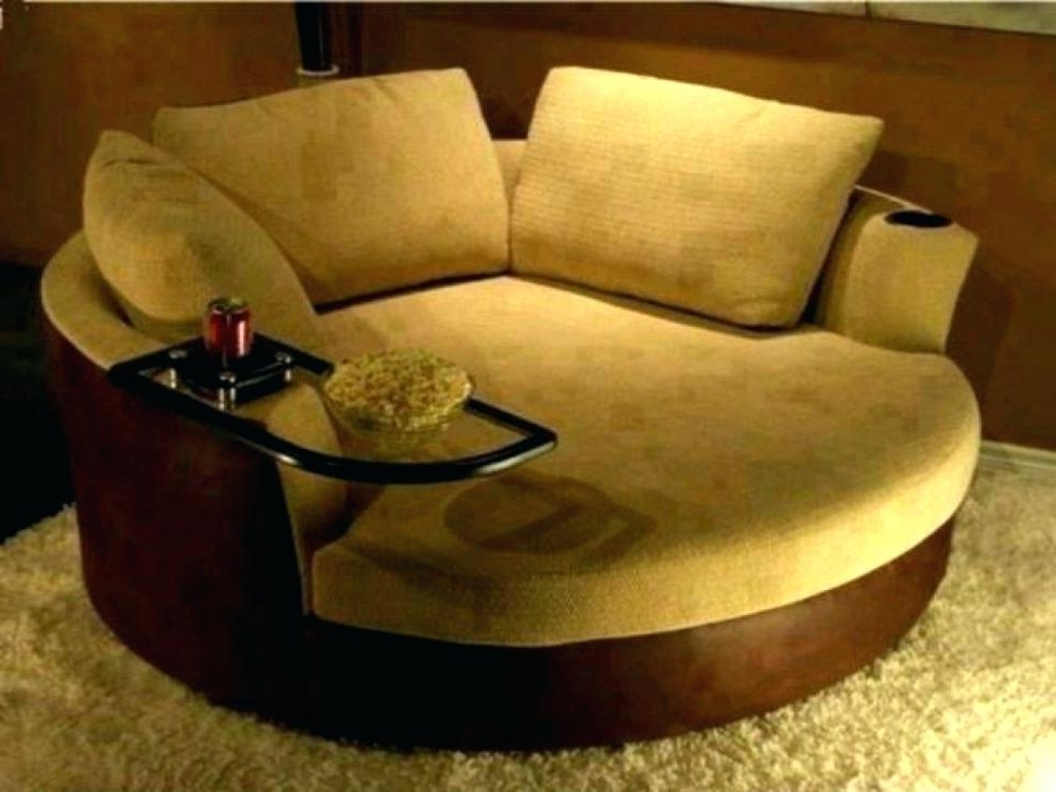 Round Swivel Chairs Spinning Sofa Chair Sofa With Swivel Chair With Regard To Famous Spinning Sofa Chairs (View 8 of 10)