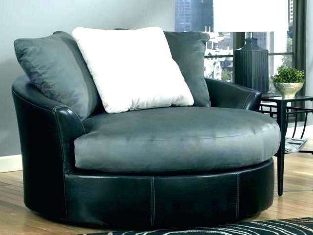 Round Swivel Sofa Chairs Pertaining To 2018 Round Swivel Chairs Spinning Sofa Chair Sofa With Swivel Chair (View 5 of 10)