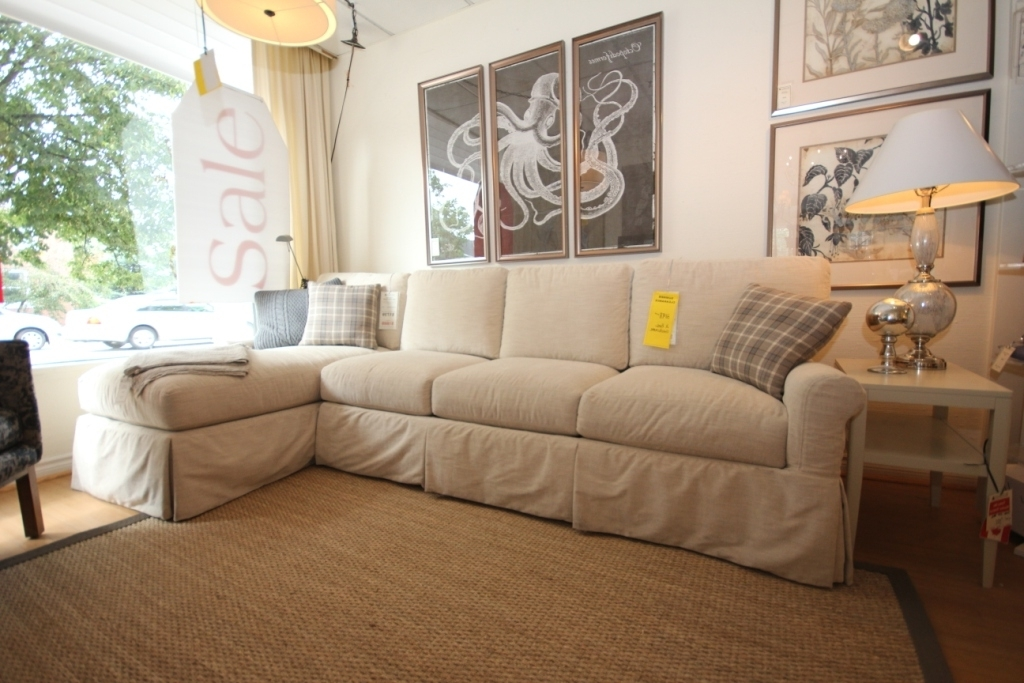 Rousseau's Fine Furniture And Decor: Summer Clearance With Preferred Lee Industries Sectional Sofas (View 9 of 10)