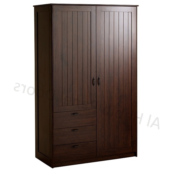 Router Design Two Doors Wardrobe Hpd516 – Free Standing Wardrobes For Most Recently Released Cheap 2 Door Wardrobes (View 13 of 15)