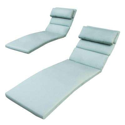 Rst Brands – Chaise Lounge Cushions – Outdoor Cushions – The Home In Preferred Outdoor Chaise Lounge Cushions (View 13 of 15)