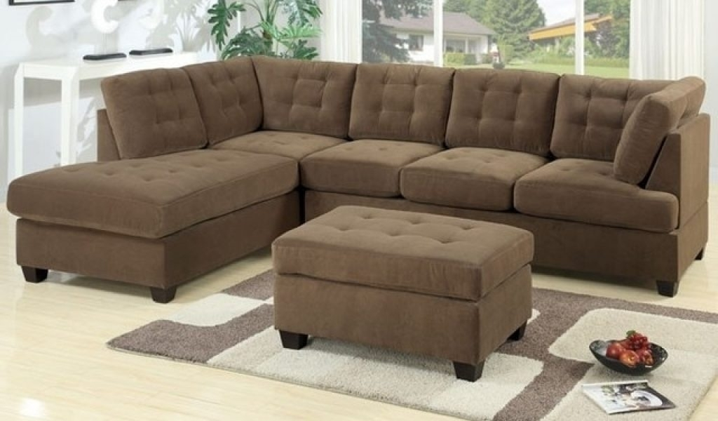 Sectional Couch Chaise Ottoman – Thesecretconsul Throughout Throughout Most Recently Released Sectional Sofas With Chaise And Ottoman (View 3 of 10)