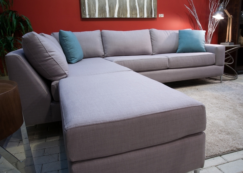 Sectional Furniture At Joshua Creek Trading, Oakville Intended For Trendy Oakville Sectional Sofas (View 4 of 10)