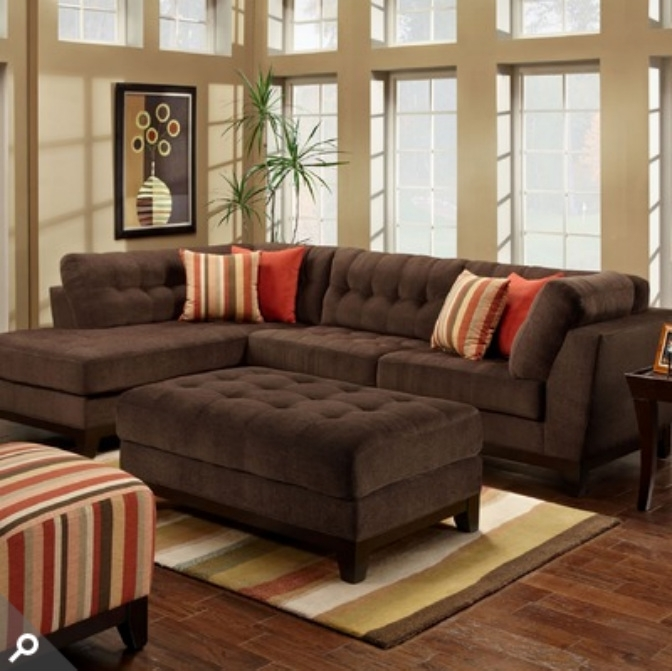 Sectional Sofa Design: Amazing Sectional Sofas Austin Tx Austin In Famous Brown Sectionals With Chaise (View 11 of 15)