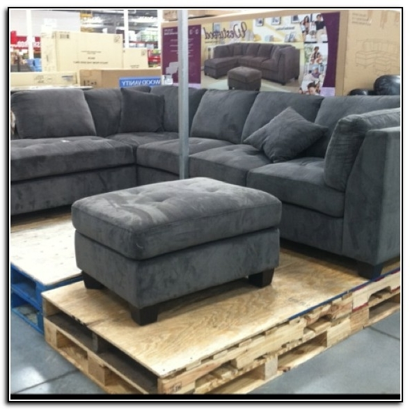 Sectional Sofa Design: Best Looking Costco Sectional Sofa Leather Throughout Fashionable Sectional Sofas At Costco (View 5 of 10)