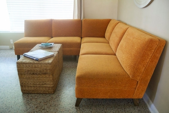 Sectional Sofa Design: Best Vintage Sectional Sofa Ever Vintage With Regard To Well Liked Vintage Sectional Sofas (View 9 of 10)
