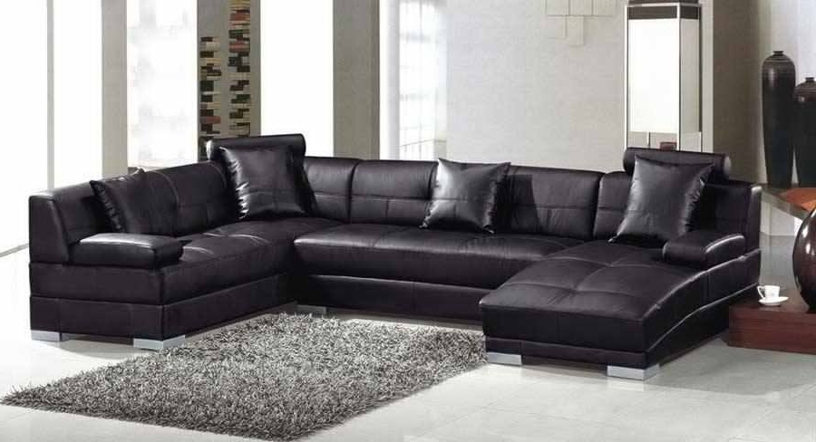 Sectional Sofa Design: Chaise Sofa Sectional Lounge Sleeper In Trendy Sectional Sofas With Chaise Lounge (View 11 of 15)