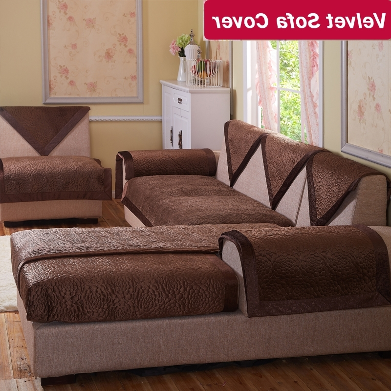 Sectional Sofa Design: Decorative Covers For Sectional Sofas Regarding Current Sectional Sofas With Covers (View 4 of 10)