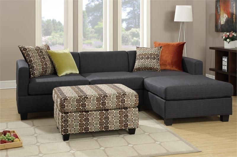 Sectional Sofa Design: Elegant 2 Pieces Sectional Sofa With Chaise With Regard To Newest 2 Piece Sectionals With Chaise (View 9 of 15)