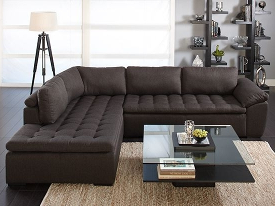 Sectional Sofa Design: Free Pict Deep Seat Sectional Sofa Extra With Regard To Most Recent Deep Seating Sectional Sofas (View 8 of 10)