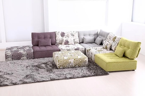 Sectional Sofa Design: Simple Low Sectional Sofa Low Profile Regarding Fashionable Low Sofas (View 7 of 10)