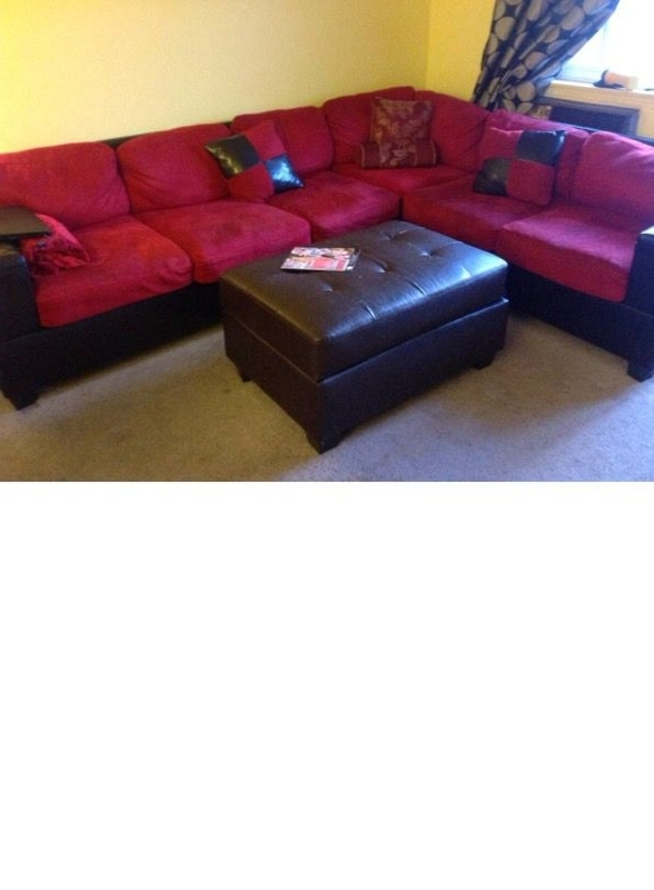 Sectional Sofa (Furniture) In Queens, Ny – Offerup Regarding Latest Queens Ny Sectional Sofas (View 10 of 10)