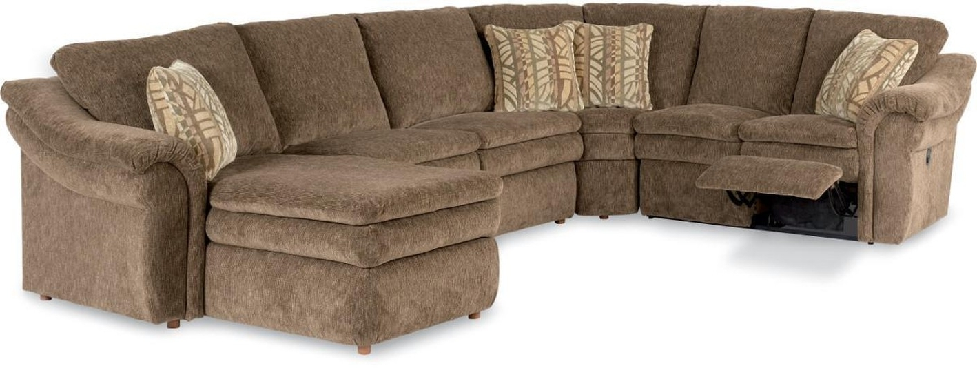 Sectional Sofa: Lazyboy Sectional Sofa Collins Kennedy Devon Lazy With Most Popular Lazy Boy Sectional Sofas (View 8 of 10)