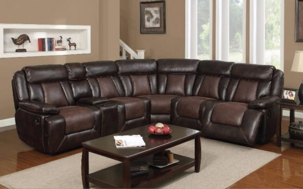 Sectional Sofas : 6 Piece Leather Sectional Sofa – Modular Miami With Trendy 6 Piece Leather Sectional Sofas (View 8 of 10)