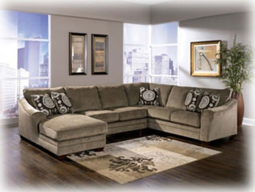 Sectional Sofas At Ashley Furniture Pertaining To Most Popular Ashley Furniture Sectional Sofas – Mforum (View 5 of 10)
