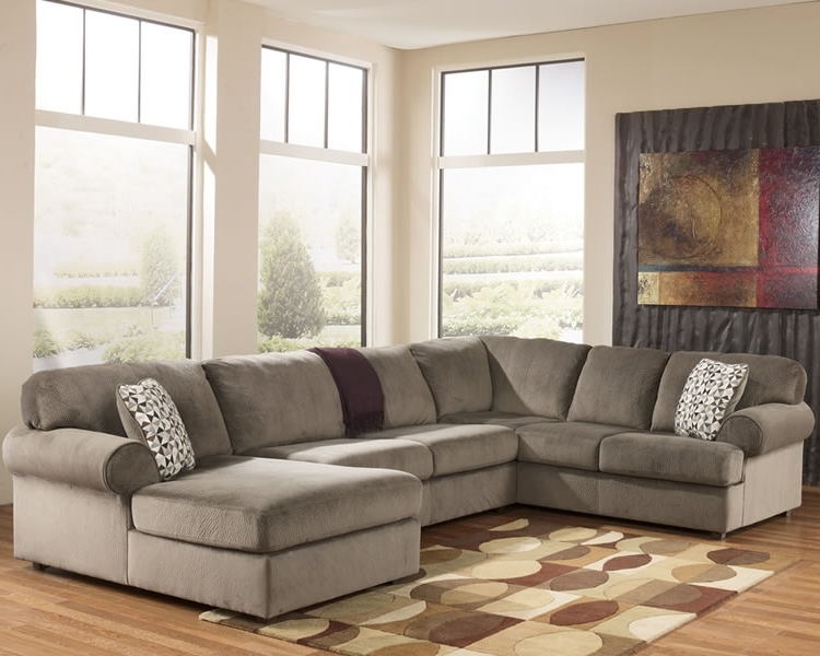 Sectional Sofas At Ashley Pertaining To Well Known Ashley Furniture Sectional Sofa, Large Sectional Sofa Ashley (View 5 of 10)