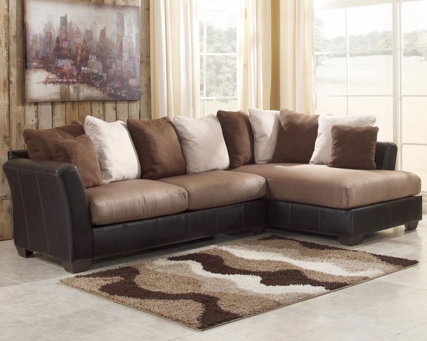 Sectional Sofas At Ashley Regarding Trendy Minimalist Sectional Sofa Design Good Looking Ashley Sofas (View 7 of 10)