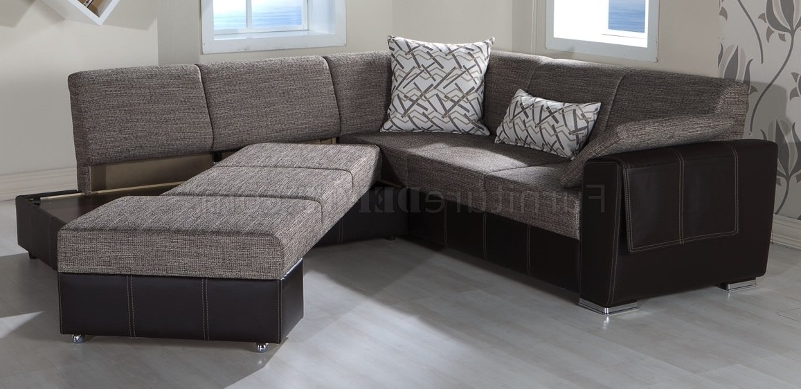 Sectional Sofas At Barrie For 2018 Convertible Sectional Endearing Convertible Sectional Sofa Bed (View 5 of 10)