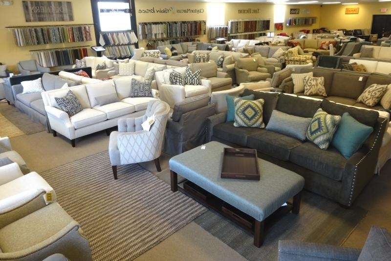 Sectional Sofas At Birmingham Al Pertaining To Well Known Barnett Furniture – Furniture Store Trussville / Birmingham (View 6 of 10)