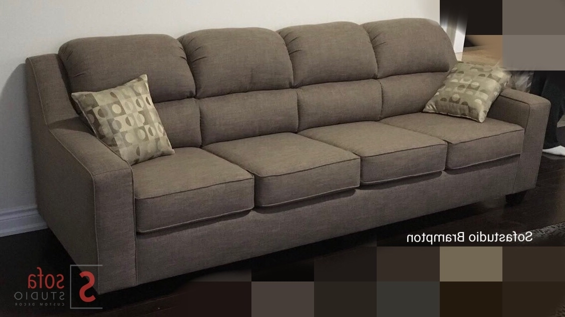 Best 10 Of Sectional Sofas At Brampton