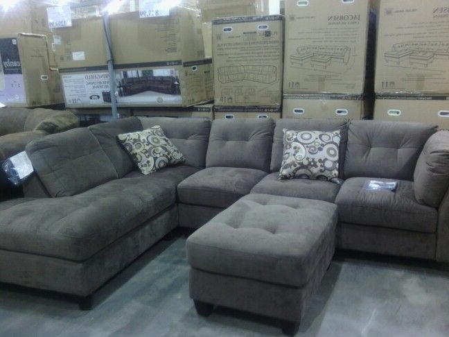 Sectional Sofas At Costco Intended For Favorite Inspirational Gray Sectional Sofa Costco 57 In Sofas And Couches (View 6 of 10)