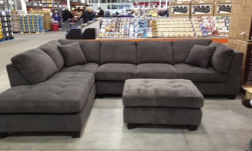 Sectional Sofas At Costco Regarding Well Liked Nice Gray Sectional Sofa Costco , Great Gray Sectional Sofa Costco (View 7 of 10)