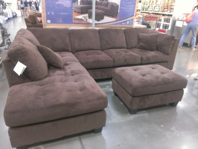 Sectional Sofas At Costco With Famous Sectional Sofa Design: Best Looking Costco Sectional Sofa Leather (View 8 of 10)