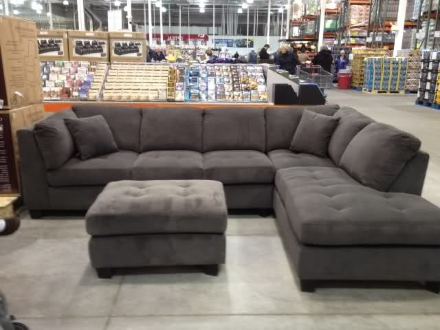 Sectional Sofas At Costco Within Newest New Gray Sectional Sofa Costco 85 For Your Sofas And Couches Ideas (View 10 of 10)