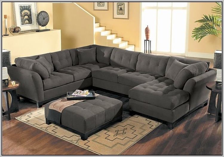 Sectional Sofas At Rooms To Go Regarding Widely Used Wonderful Living Rooms : Rooms To Go Gray Sectional Sofa Sofas (View 6 of 10)