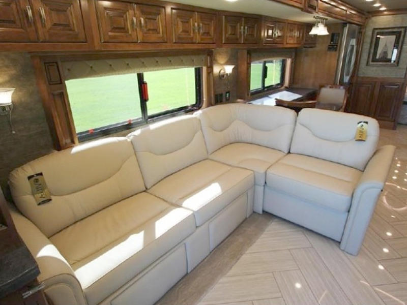 Sectional Sofas For Campers Throughout Well Known Photo : Small 5Th Wheel Trailers Images (View 9 of 10)