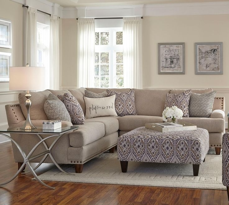 Sectional Sofas For Small Living Rooms For Most Current Living Room Sectional Couches – Living Room Decorating Design (View 6 of 10)
