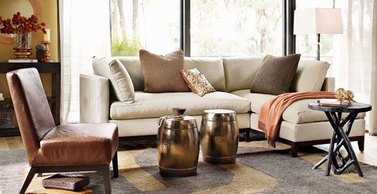 Sectional Sofas For Small Spaces Inside Fashionable Sectional Couches For Small Spaces – Smart Furniture (View 6 of 10)