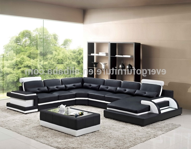 Sectional Sofas From Europe Throughout Most Recent Sofa Beds Design: Brilliant Unique European Style Sectional Sofas (View 7 of 10)