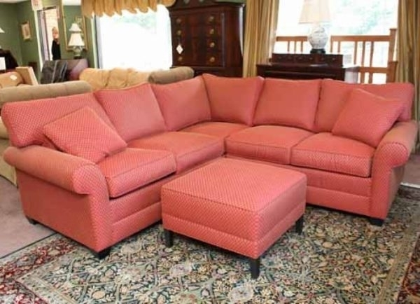 Sectional Sofas: Furniture Home: Stunning Wide Seat Sectional Throughout Preferred Sectional Sofas At Ethan Allen (View 9 of 10)