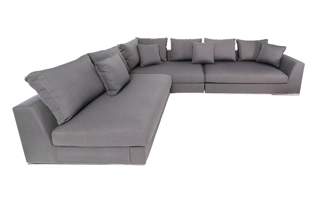 Sectional Sofas In Canada In Popular Grey Sectional Grey Sectional Sofa Canada – Theoneart (View 5 of 10)