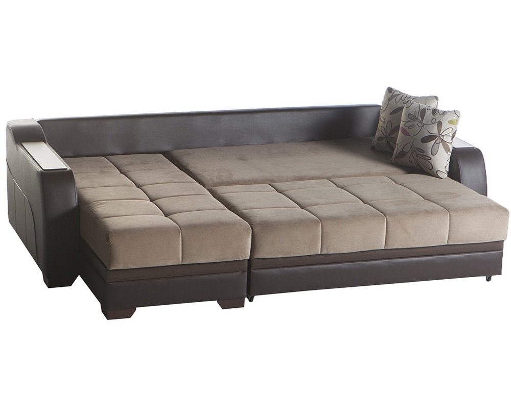 Sectional Sofas That Turn Into Beds For Fashionable Bed Sectional Couch Fancy Sectional Sofa Beds With Sectional Sofa (View 6 of 10)