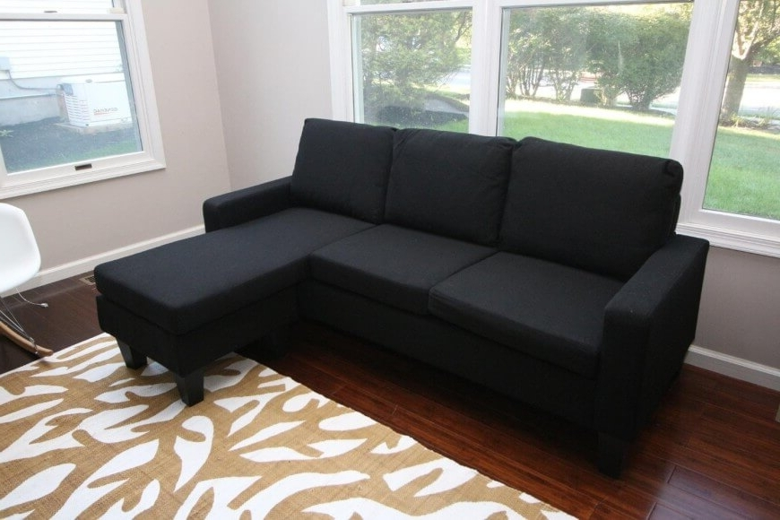 Sectional Sofas Under 300 In Preferred Sofa Beds Design: Awesome Contemporary Cheap Sectional Sofas Under (View 2 of 10)