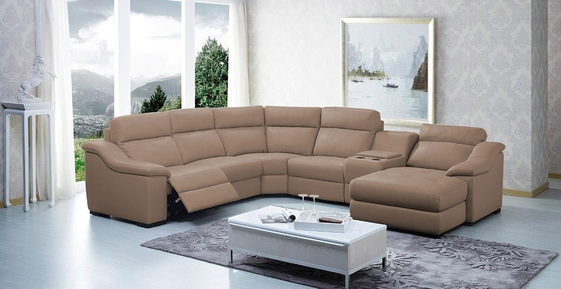 Sectional Sofas With Consoles Within Latest 18 Sofa Consoles (View 10 of 10)
